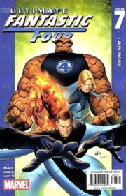 Ultimate Fantastic Four #7 Marvel Comics US Import